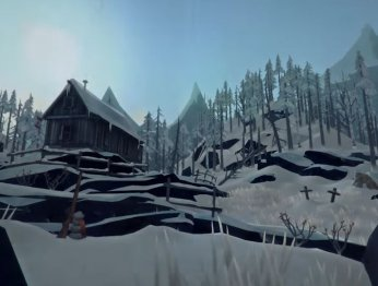 The Long Dark. Трейлер DLC Vigilant Flame