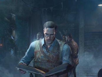 "Call of Duty: Black Ops 4. Официальный ролик режима ""Зомби"""