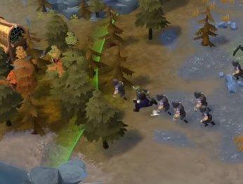 Northgard. Релизный трейлер DLC Clan of the Snake