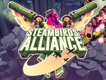 Steambirds Alliance. Геймплейный трейлер