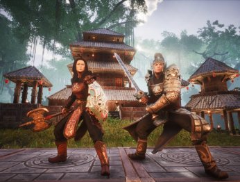 Conan Exiles. Трейлер DLC The Imperial East Pack