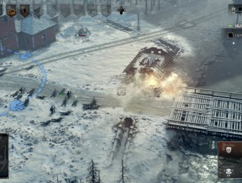 Sudden Strike 4. Трейлер издания European Battlefields Edition