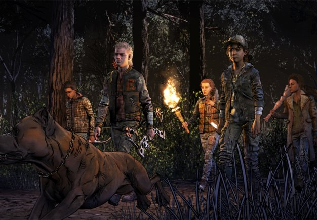 The Walking Dead: The Final Season. Тизер-трейлер