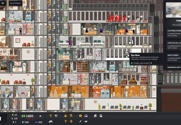Project Highrise. Анонс для консолей