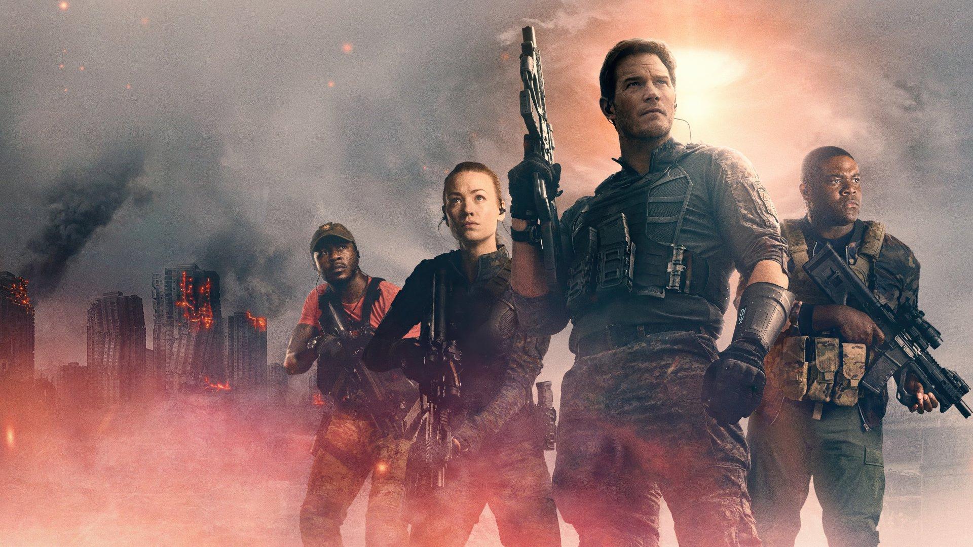 Вместо «Войны будущего»: на какие пять фильмов лучше потратить своё время | Канобу