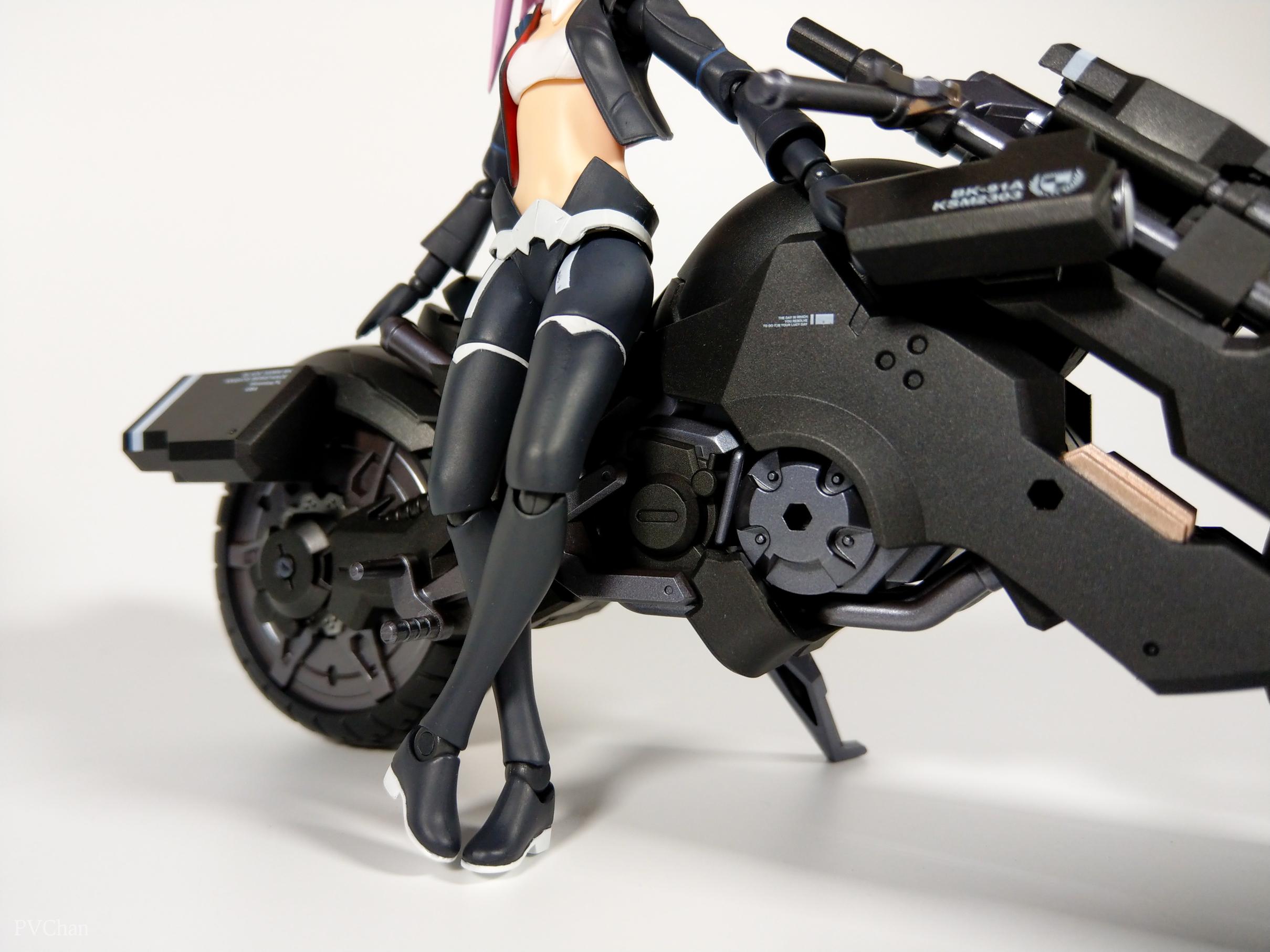 Необычное пополнение коллекции - байк из серии ex:ride от Max Factory. - Изображение 1