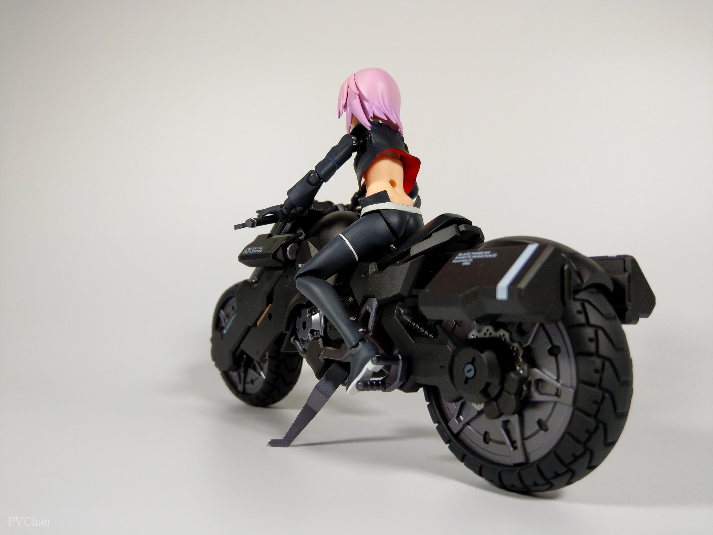 Необычное пополнение коллекции - байк из серии ex:ride от Max Factory. - Изображение 30