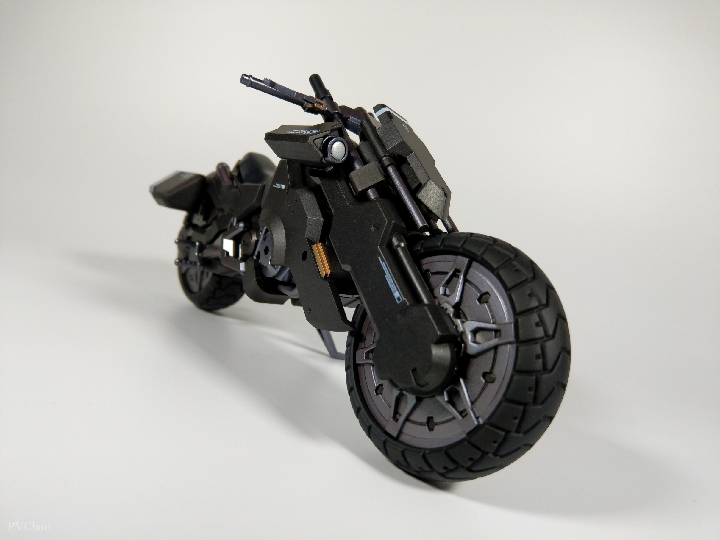 Необычное пополнение коллекции - байк из серии ex:ride от Max Factory. - Изображение 4