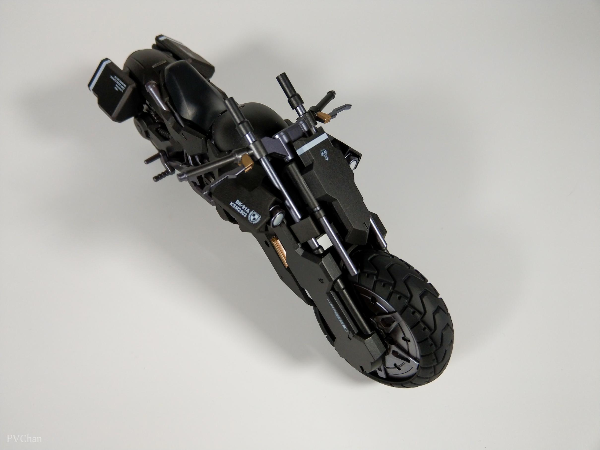 Необычное пополнение коллекции - байк из серии ex:ride от Max Factory. - Изображение 23