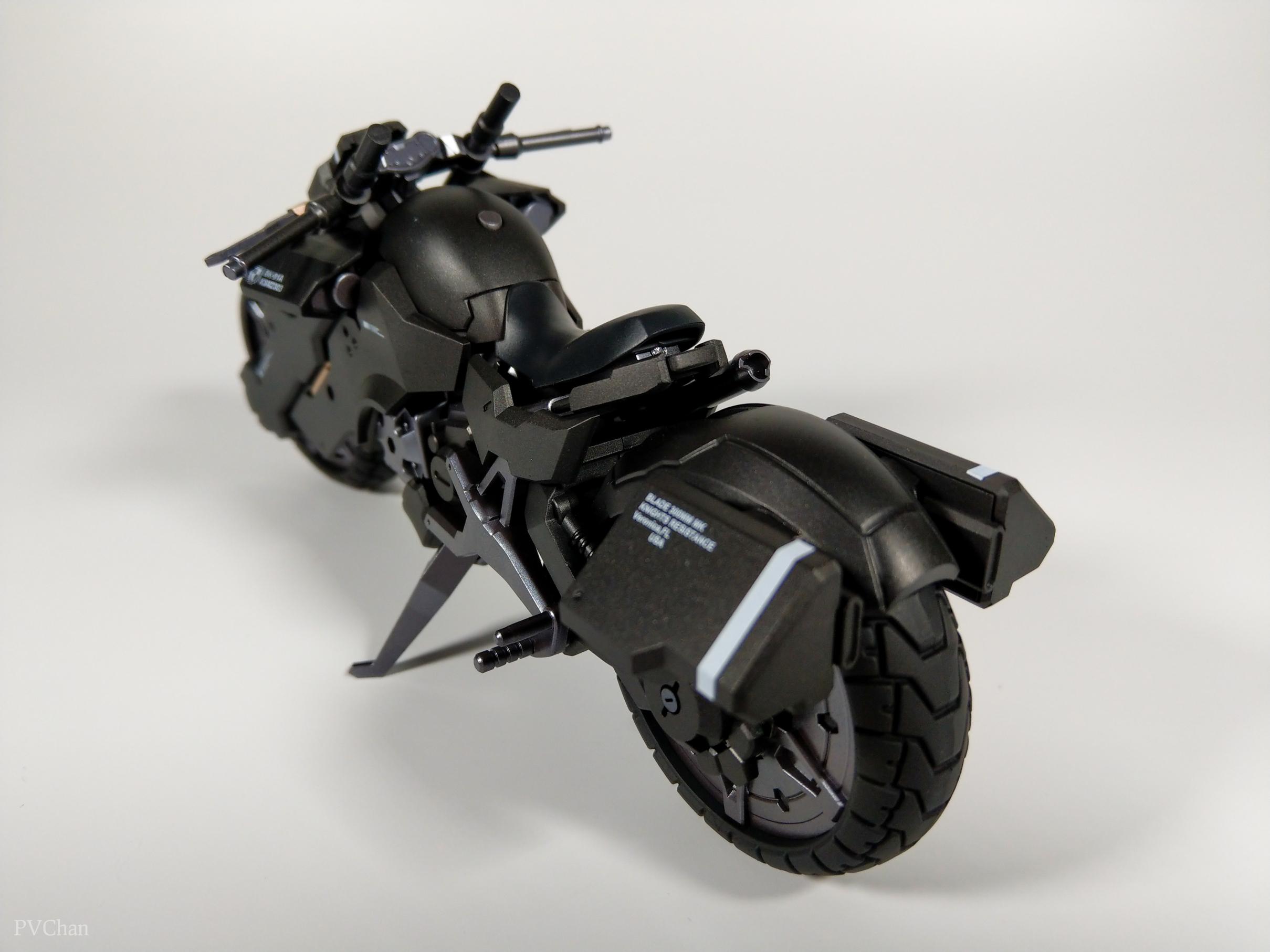 Необычное пополнение коллекции - байк из серии ex:ride от Max Factory. - Изображение 24