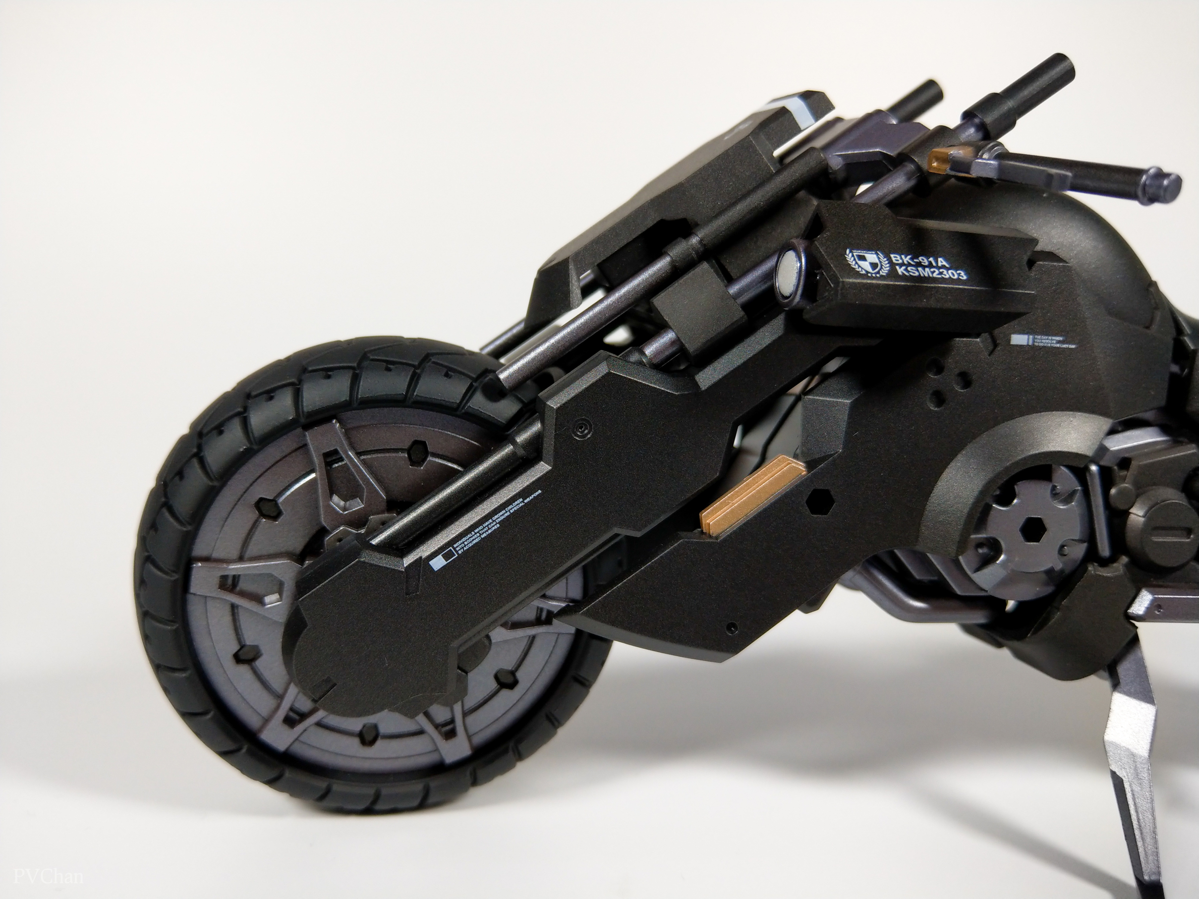 Необычное пополнение коллекции - байк из серии ex:ride от Max Factory. - Изображение 13