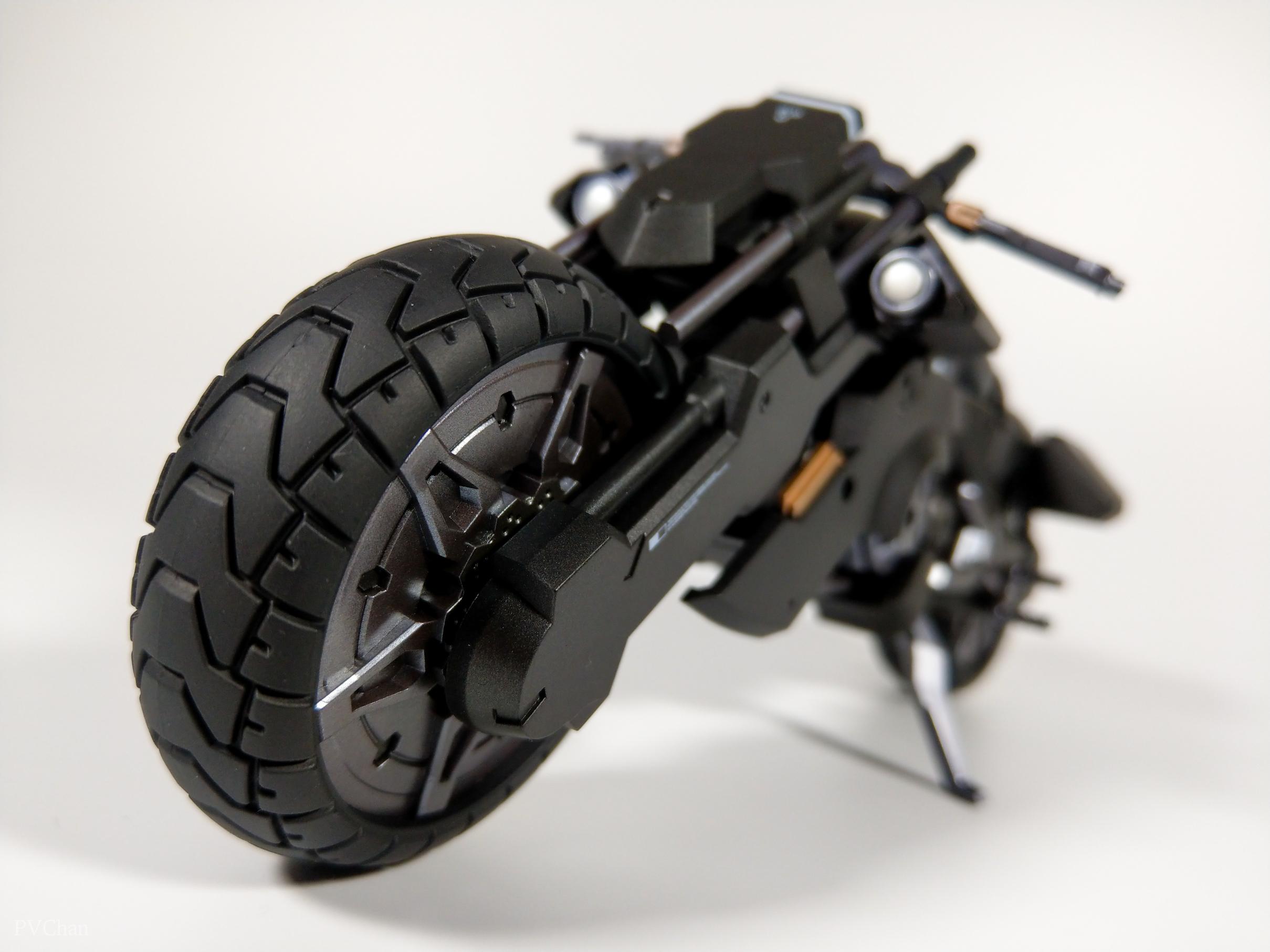 Необычное пополнение коллекции - байк из серии ex:ride от Max Factory. - Изображение 21