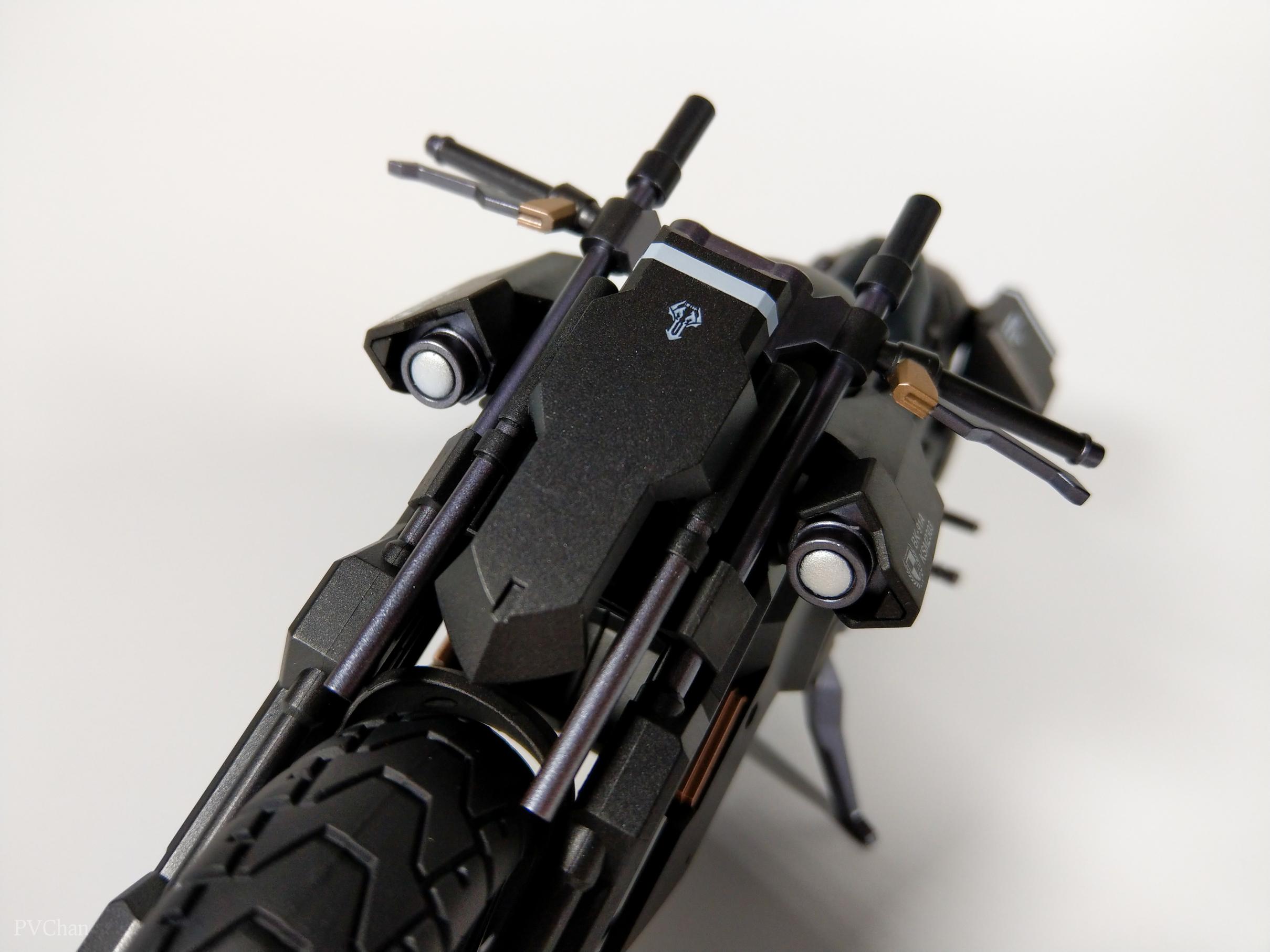 Необычное пополнение коллекции - байк из серии ex:ride от Max Factory. - Изображение 16