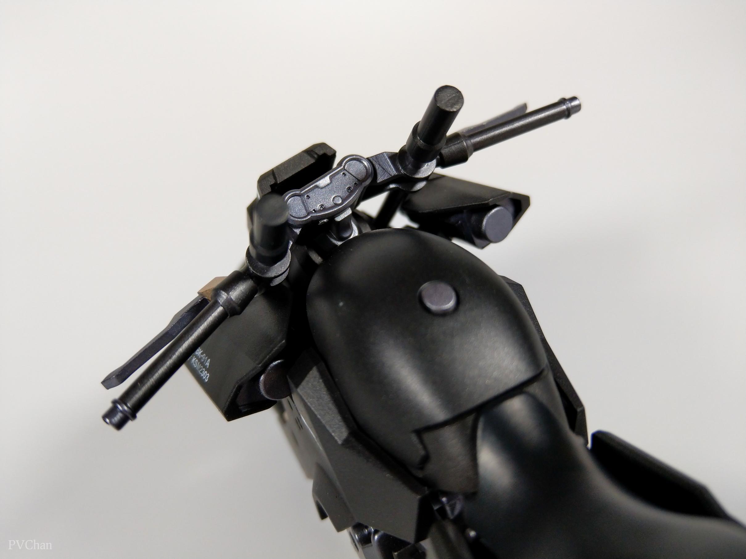 Необычное пополнение коллекции - байк из серии ex:ride от Max Factory. - Изображение 17