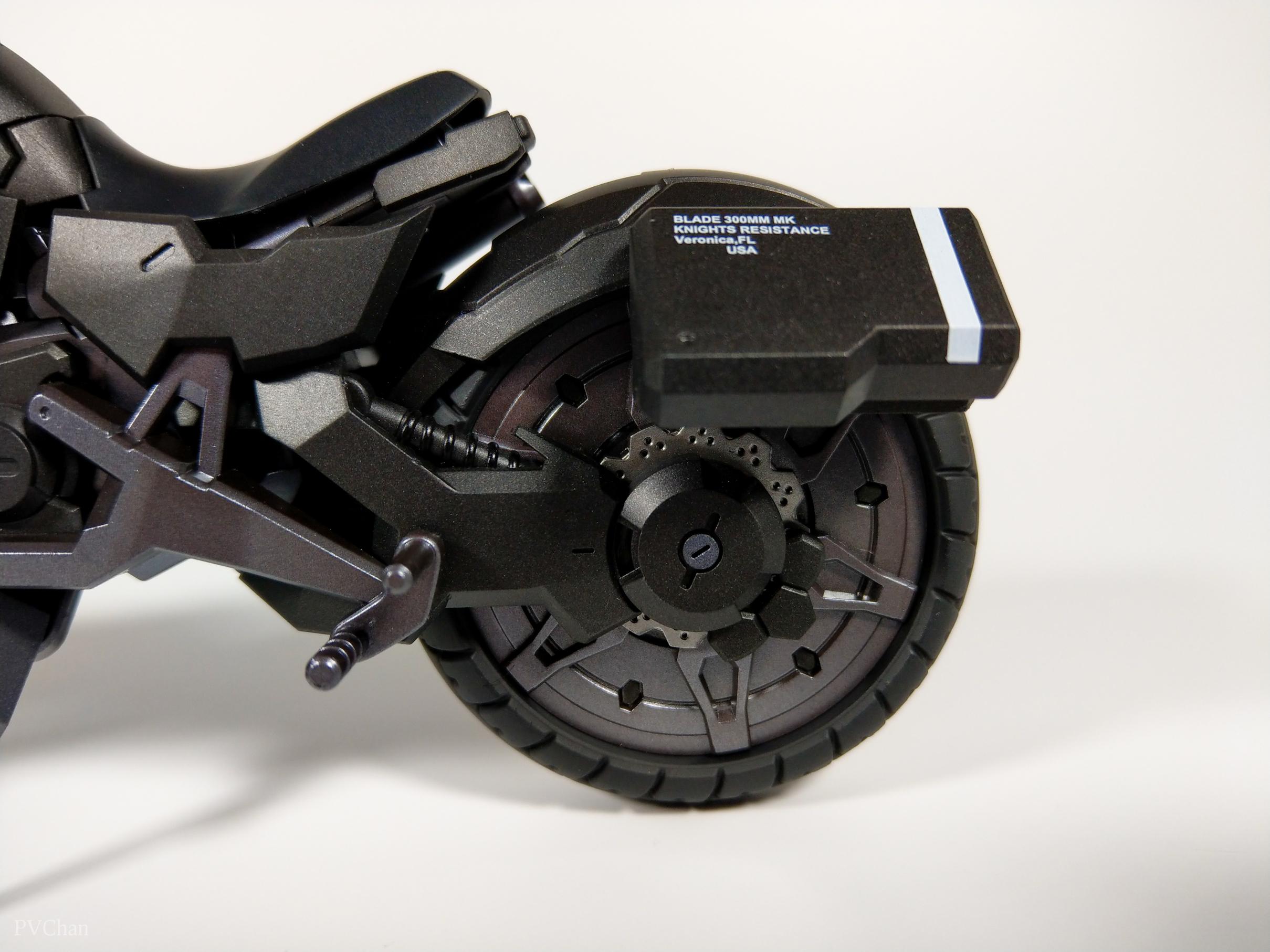Необычное пополнение коллекции - байк из серии ex:ride от Max Factory. - Изображение 15