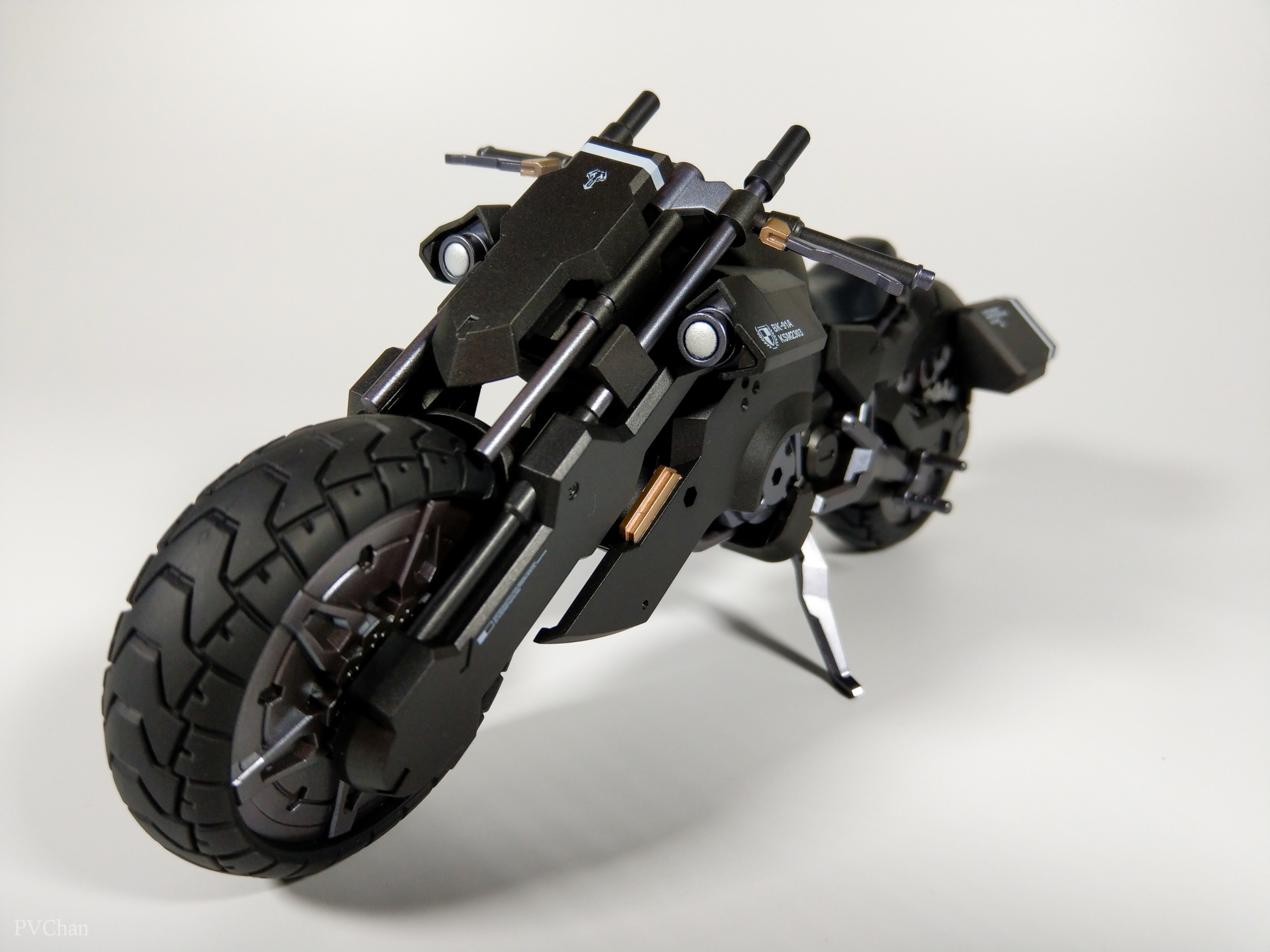 Необычное пополнение коллекции - байк из серии ex:ride от Max Factory. - Изображение 22