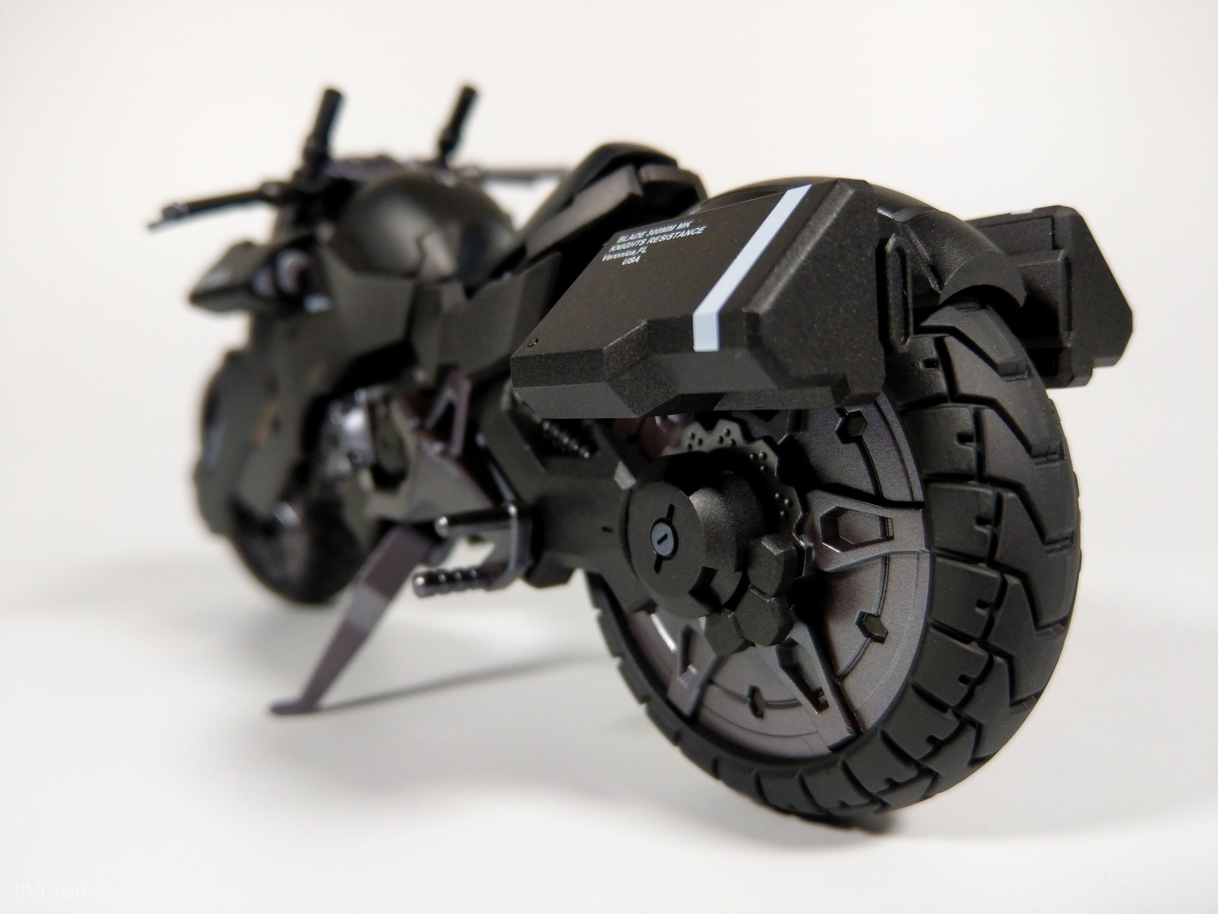 Необычное пополнение коллекции - байк из серии ex:ride от Max Factory. - Изображение 20