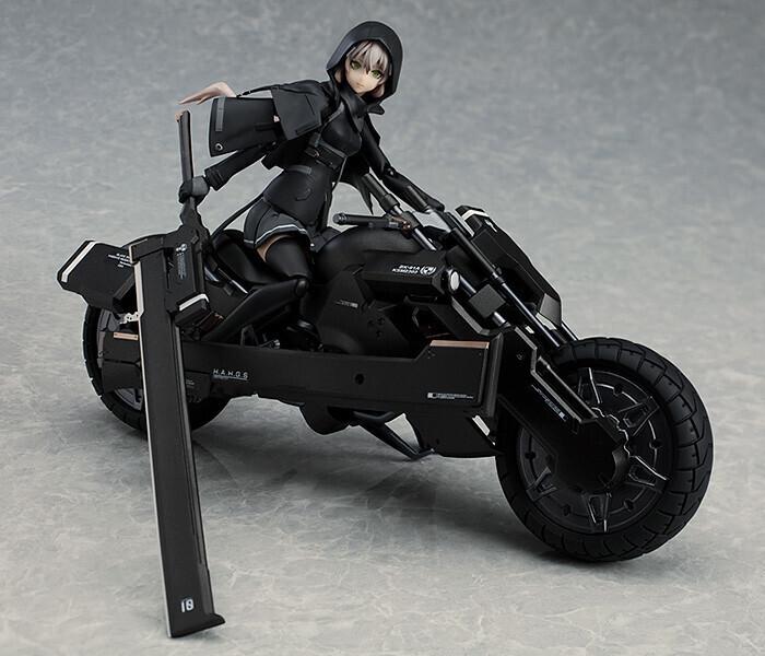 Необычное пополнение коллекции - байк из серии ex:ride от Max Factory. - Изображение 36