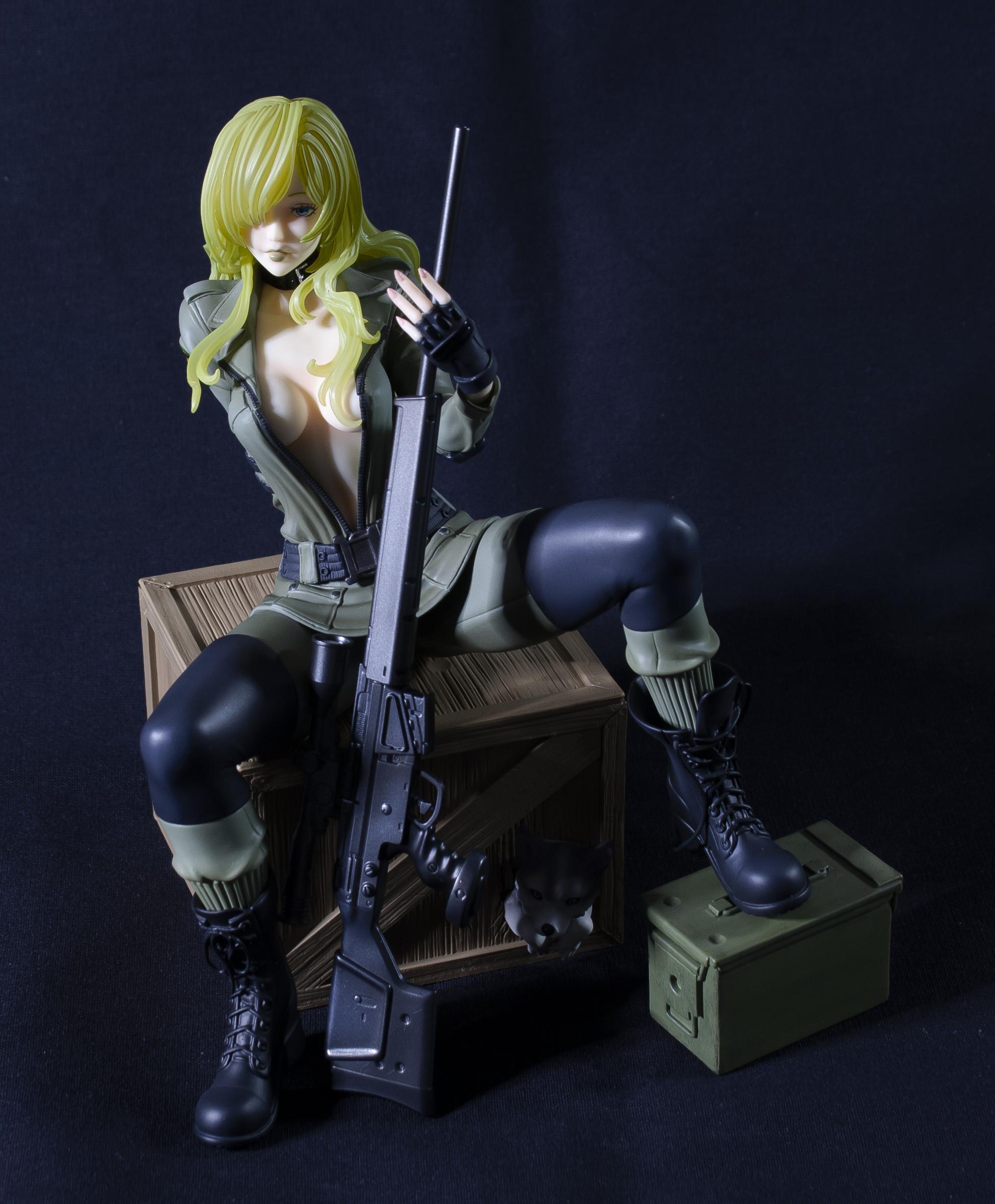 Metal Gear Solid Bishoujo Sniper Wolf. - Изображение 12