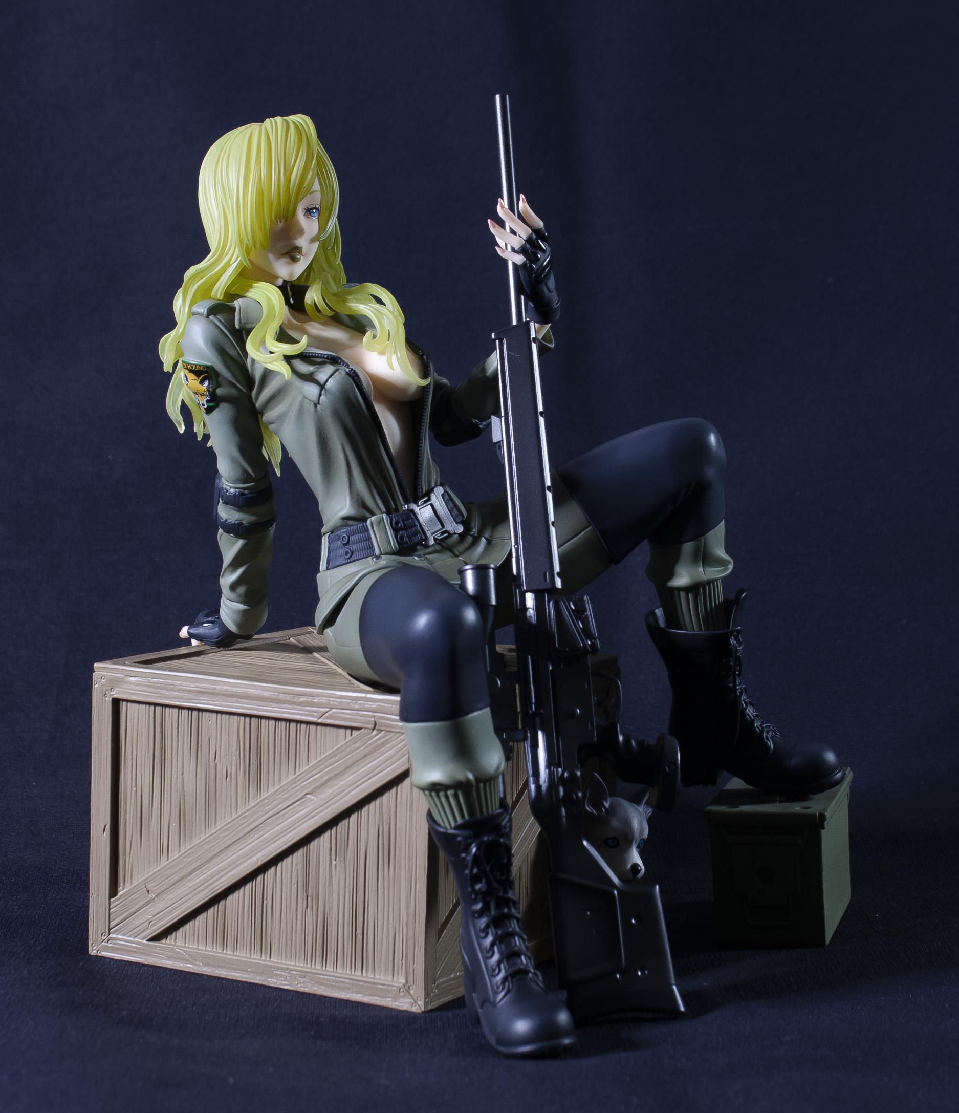 Metal Gear Solid Bishoujo Sniper Wolf. - Изображение 11