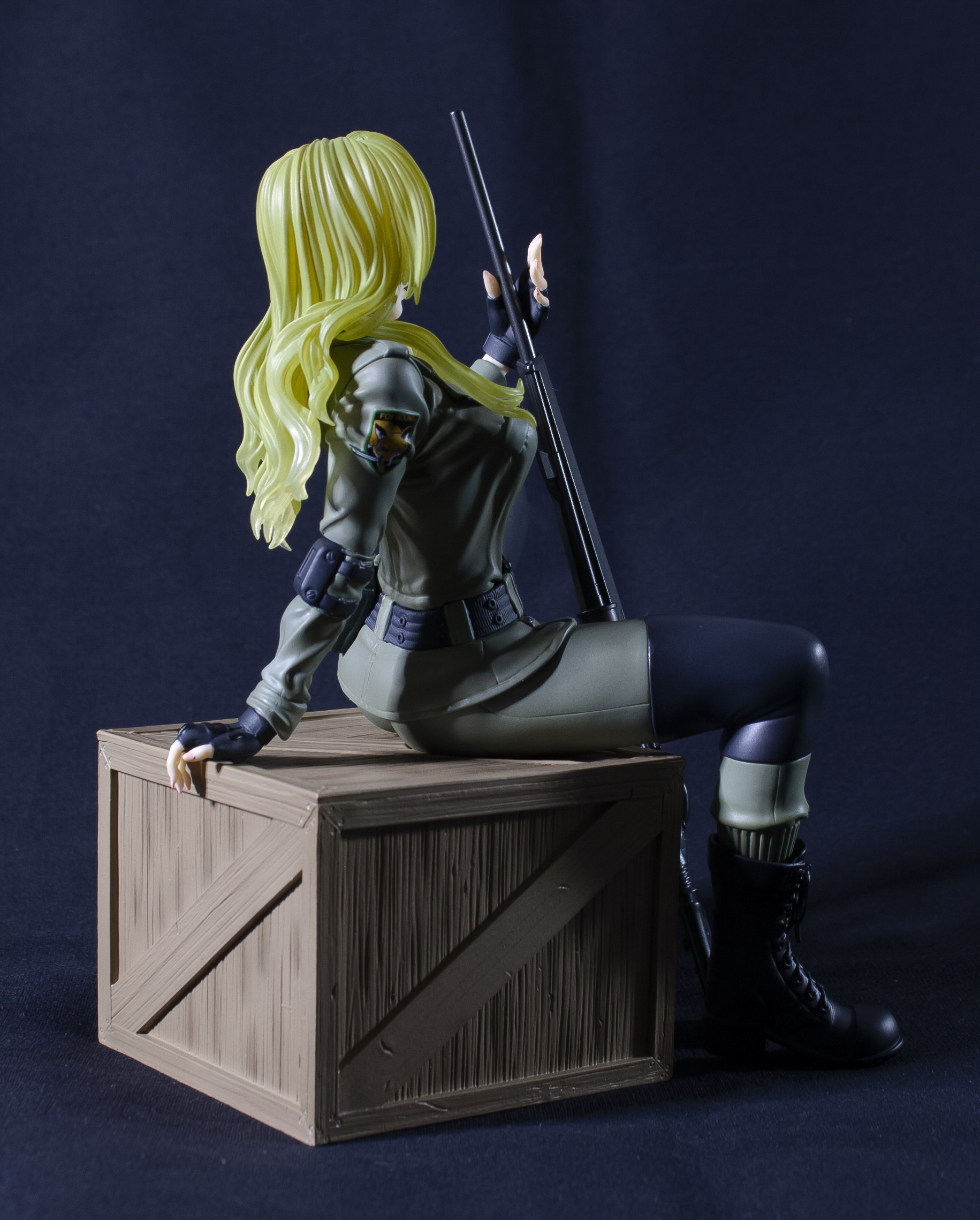 Metal Gear Solid Bishoujo Sniper Wolf. - Изображение 10