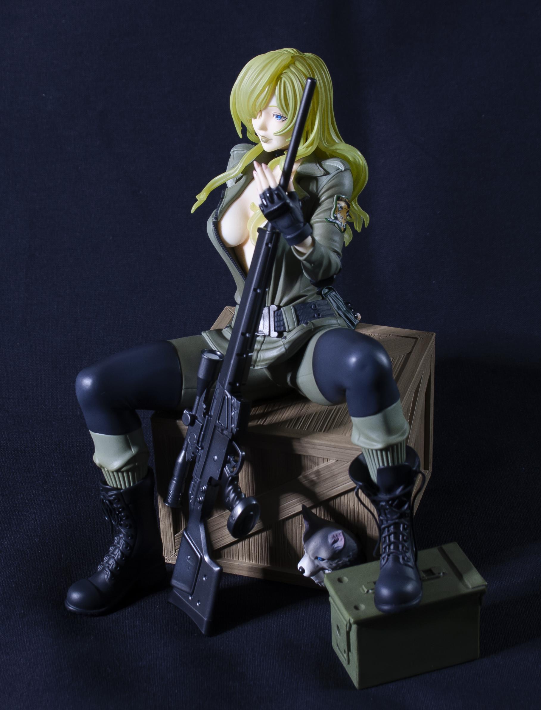 Metal Gear Solid Bishoujo Sniper Wolf. - Изображение 13
