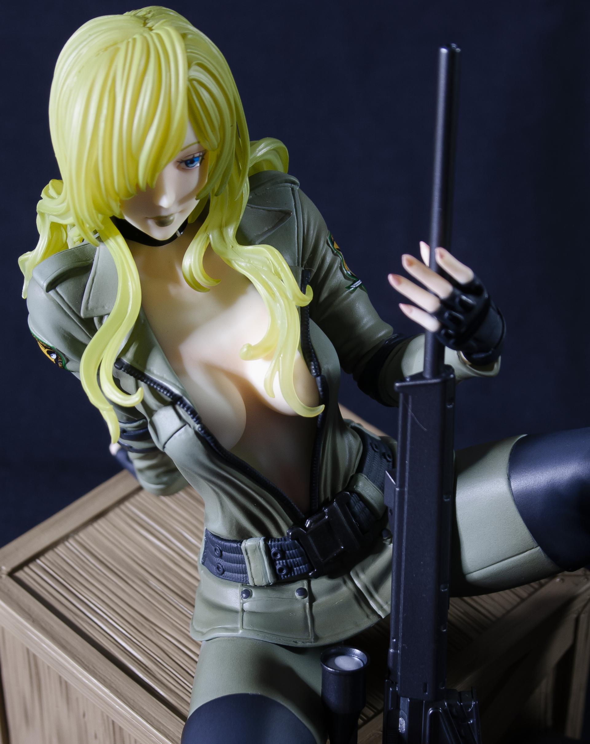 Metal Gear Solid Bishoujo Sniper Wolf. - Изображение 14