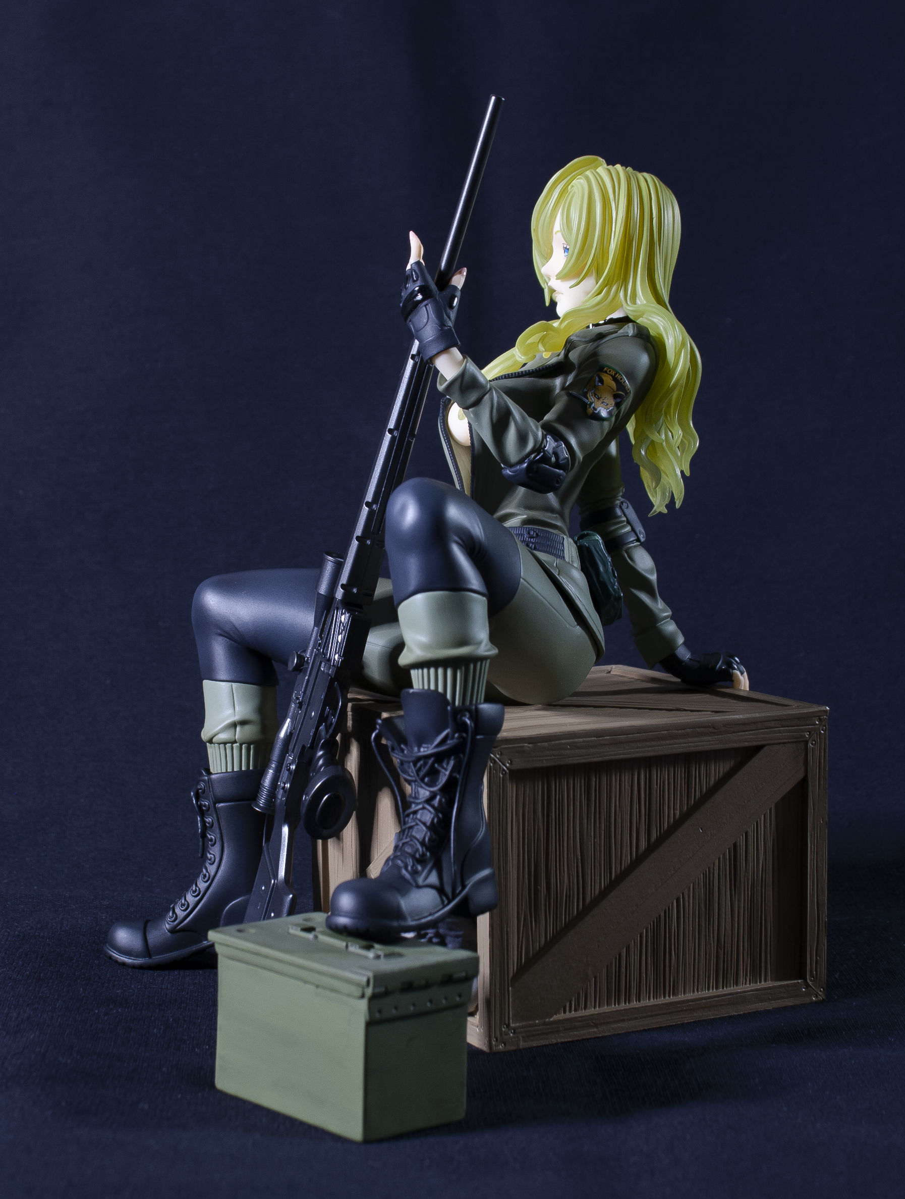 Metal Gear Solid Bishoujo Sniper Wolf. - Изображение 7