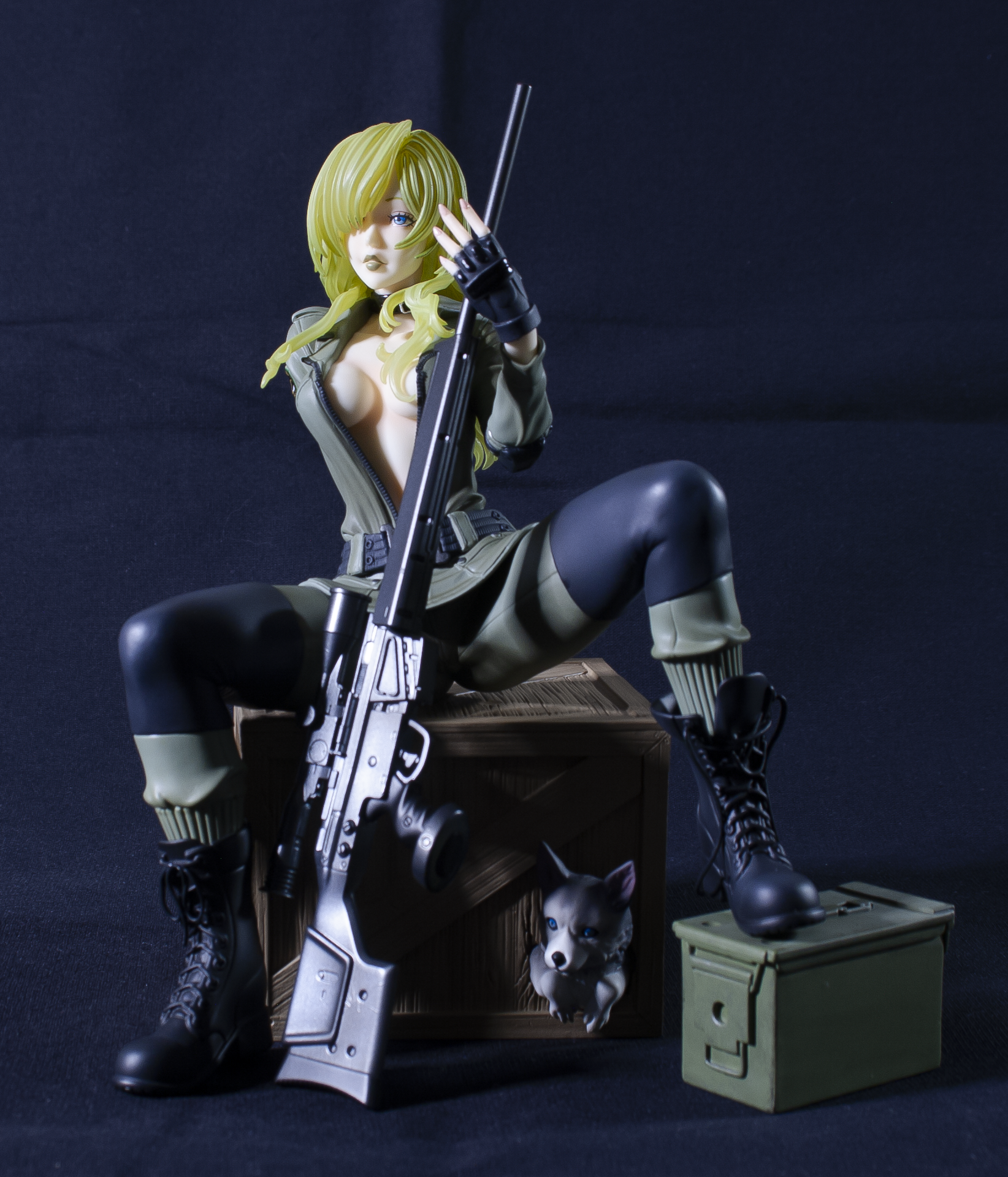 Metal Gear Solid Bishoujo Sniper Wolf. - Изображение 6