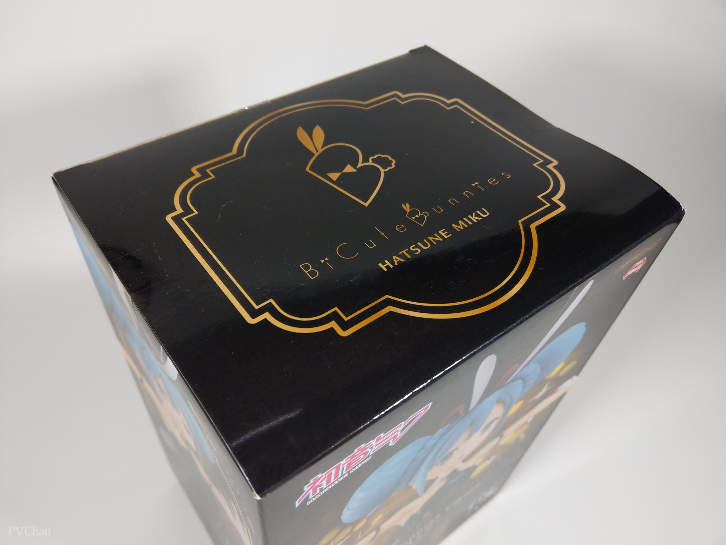 Bicute Bunnies Мику и Сонико - новый формат призовых фигурок. - Изображение 3