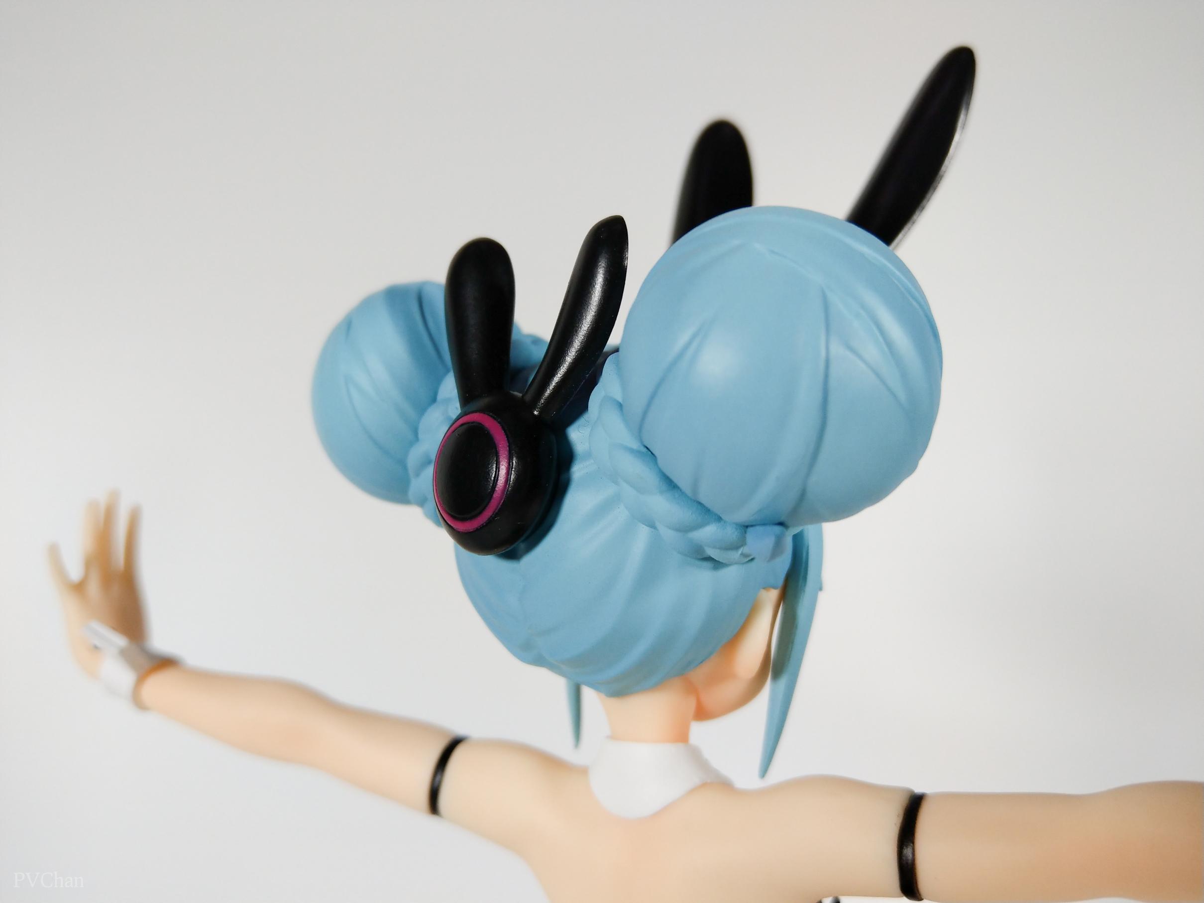 Bicute Bunnies Мику и Сонико - новый формат призовых фигурок. - Изображение 17