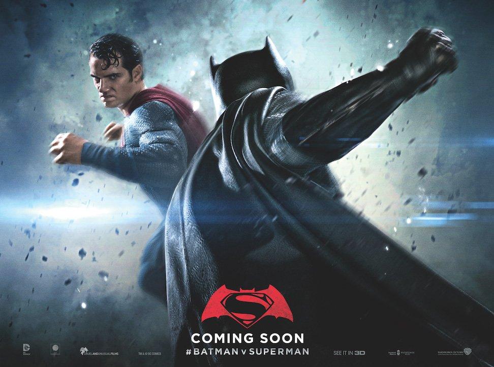 У «Бэтмена против Супермена» будет версия с рейтингом R