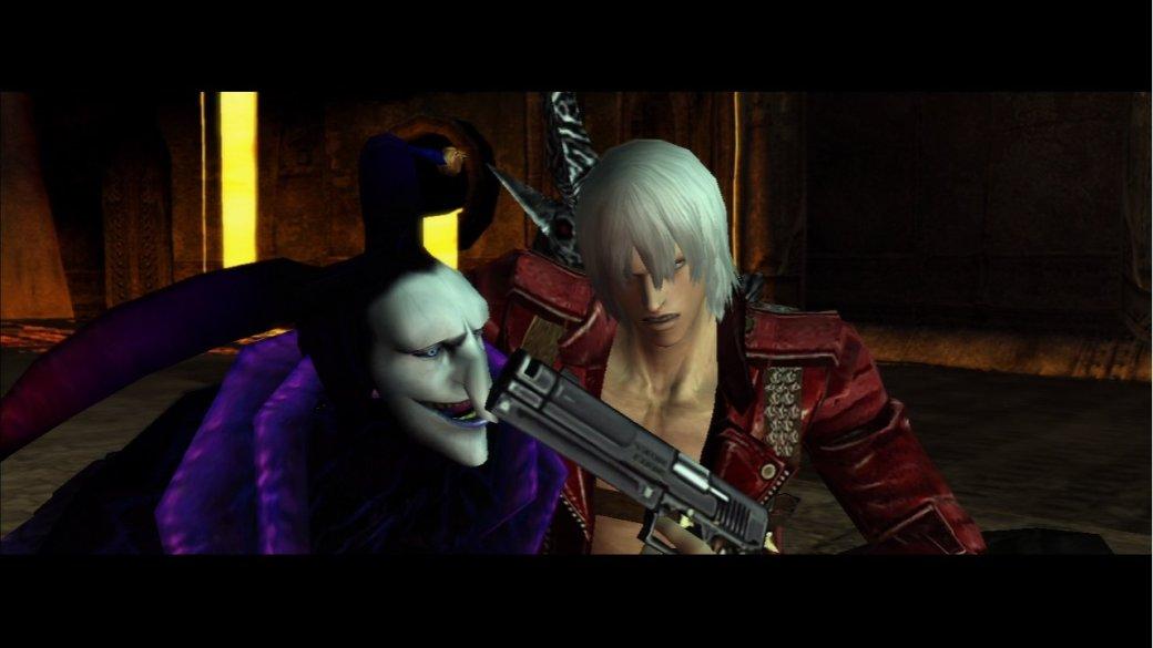 Рецензия на Devil May Cry HD Collection