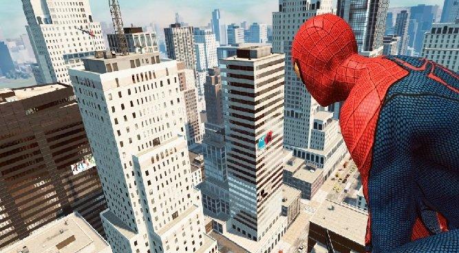 Выход The Amazing Spider-Man для PC перенесен