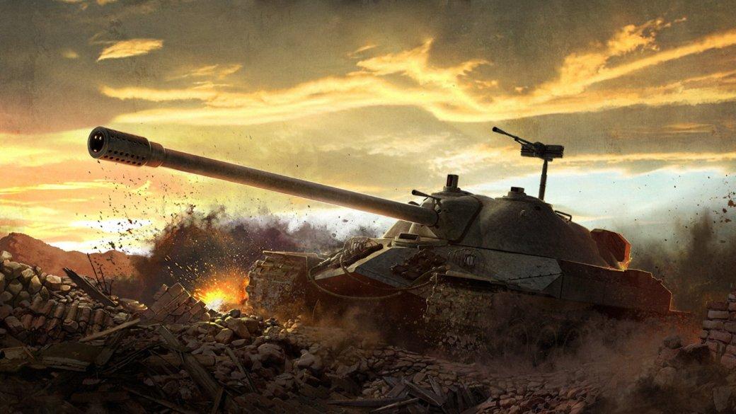 Финал турнира по World of Tanks пройдет в Москве