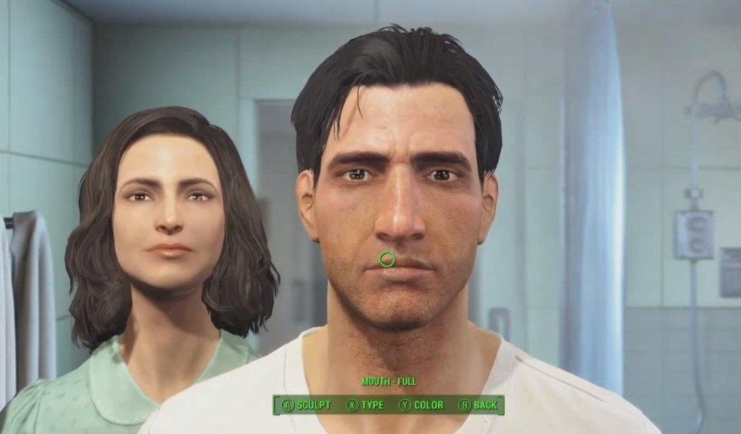 Героиню Fallout 4 озвучила Джек из Mass Effect