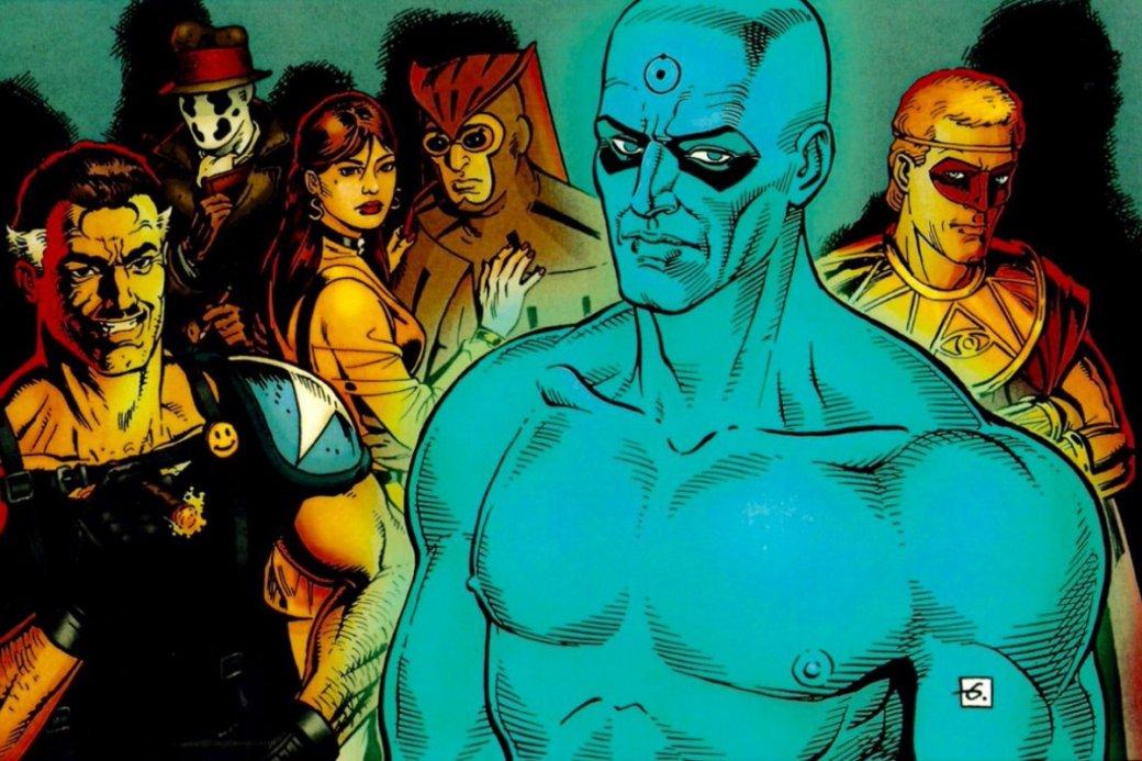 Мало кто будет спорить стем, что «Хранители» (Watchmen)— великий комикс, значительно повлиявший навсю индустрию. Имея наруках такую культурно значимую ипопулярную работу, глупо былобы невоспользоваться шансом инепревратить еевофраншизу через всевозможные сиквелы, приквелы испин-оффы. Сериал Деймона Линделоффа— далеко непервое, что появилось помотивам «Хранителей».