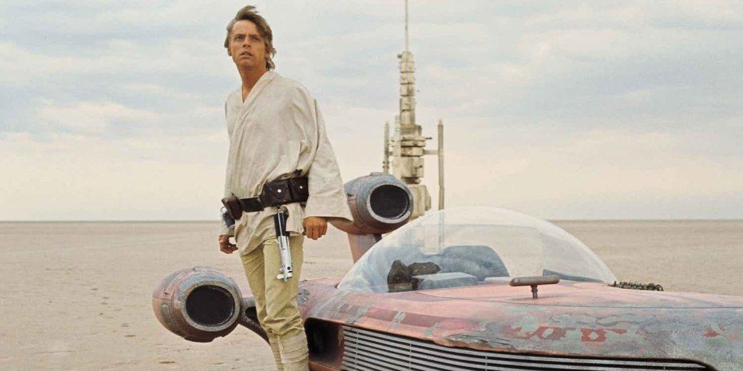 Как ругали первый трейлер Star Wars (больше, чем Last Jedi)