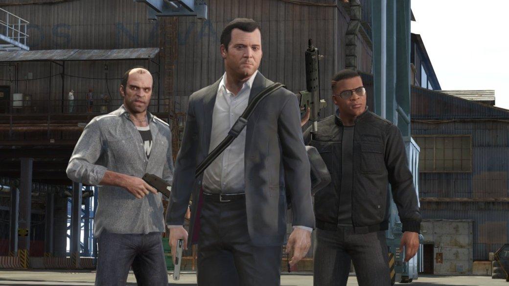 Новый мод добавил в сюжетную кампанию Grand Theft Auto 5 кооператив