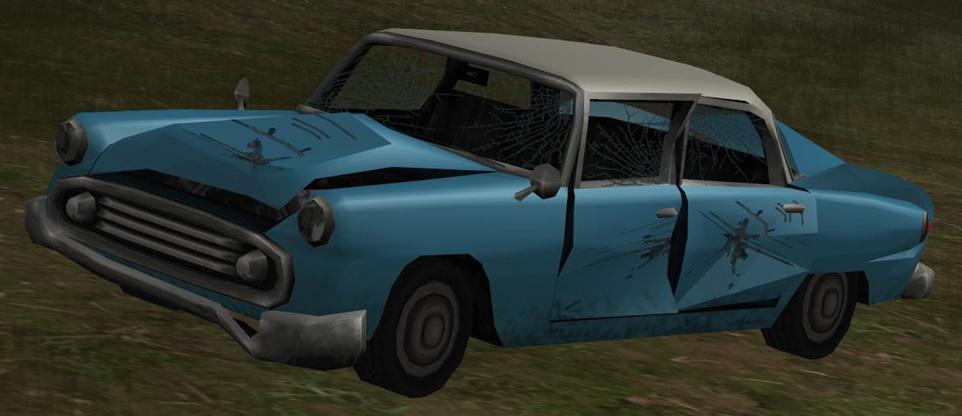 Пришло время развеять один изглавных мифов GTA: San Andreas— про автомобили-призраки