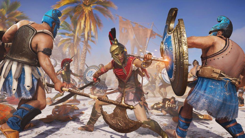 Гайд по Assassin's Creed: Odyssey. Где найти лучшее оружие?