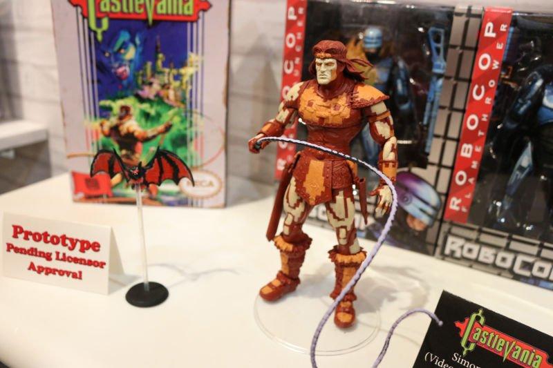 Neca Toys показали лучшую игрушечную реализацию персонажей Contra