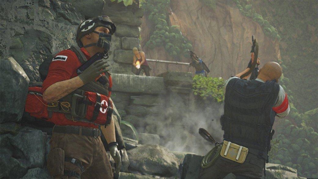 PGW 2015. Все о мультиплеере Uncharted 4