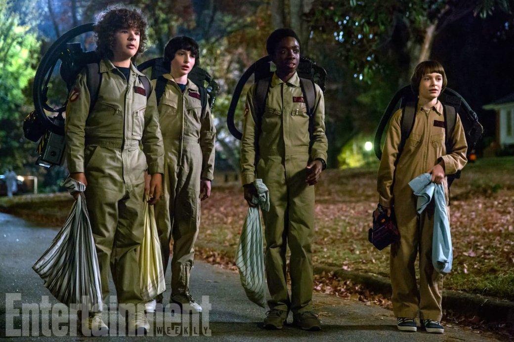 Новые фото и подробности 2 сезона «Странных дел»: что там с Оди?