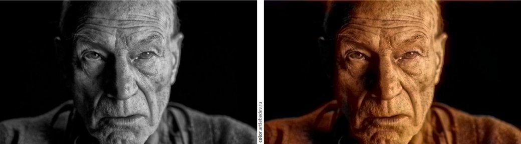 Нейросеть от«Студии Лебедева» окрашивает черно-белые фотографии