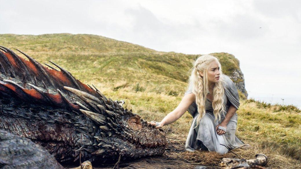 Эмилия Кларк о Game of Thrones: 6-й сезон почти убил съемочную группу