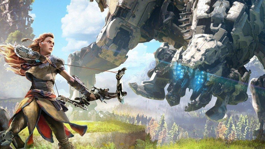 Cпасибо Horizon: Zero Dawn! Sony продала 60,4 млн PlayStation 4