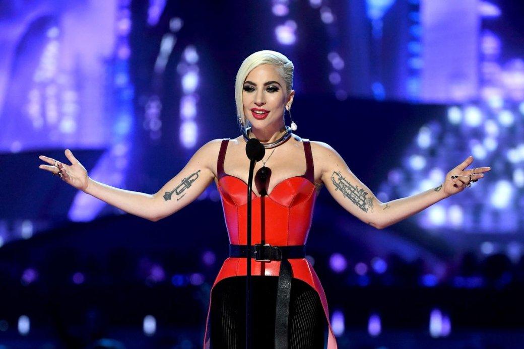 Слух: кразработке Cyberpunk 2077 присоединилась сама Леди Гага!