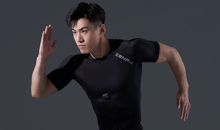 Xiaomi выпустила футболку сфункциями фитнес-трекера