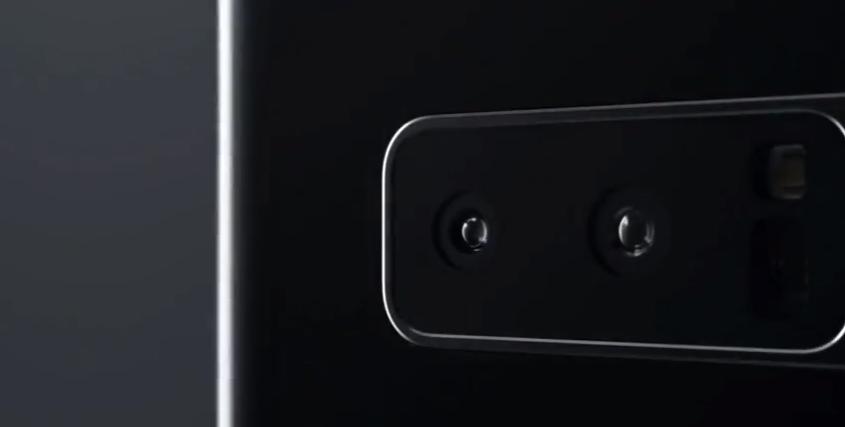 Samsung представила Galaxy Note8. Все подробности